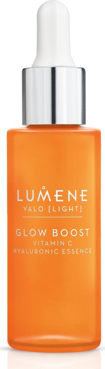 Lumene Valo Придающая сияние гиалуроновая эссенция Vitamin C, 30 мл lumene valo придающий сияние дневной крем vitamin c 50 мл