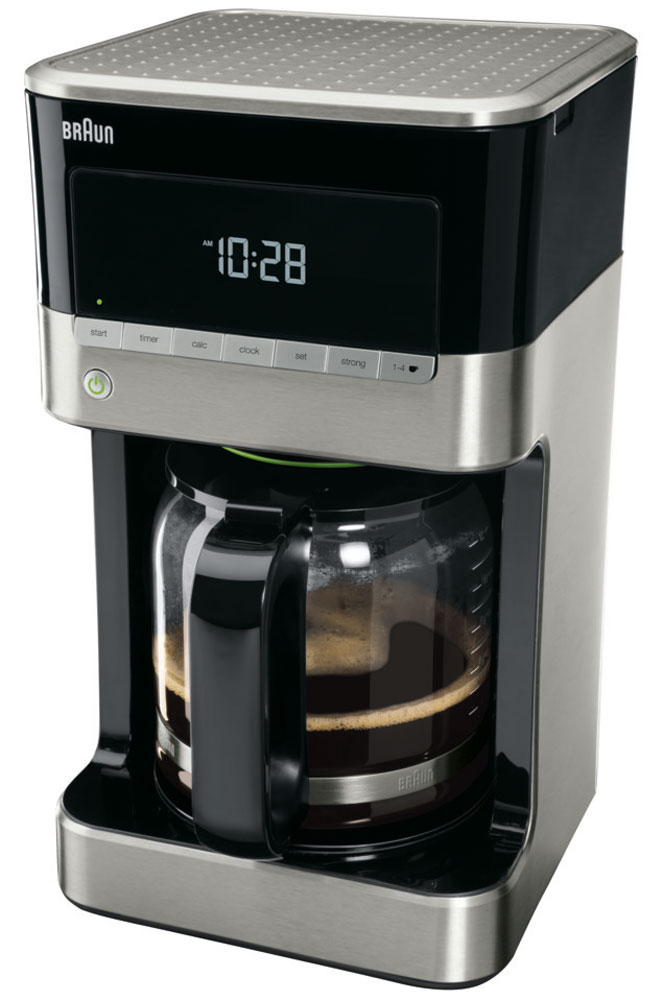 Кофеварка капельная Braun KF 7120 кофеварка braun kf 7020 черная