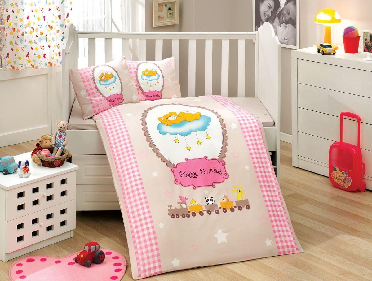 цена Hobby Home Collection Комплект детского белья