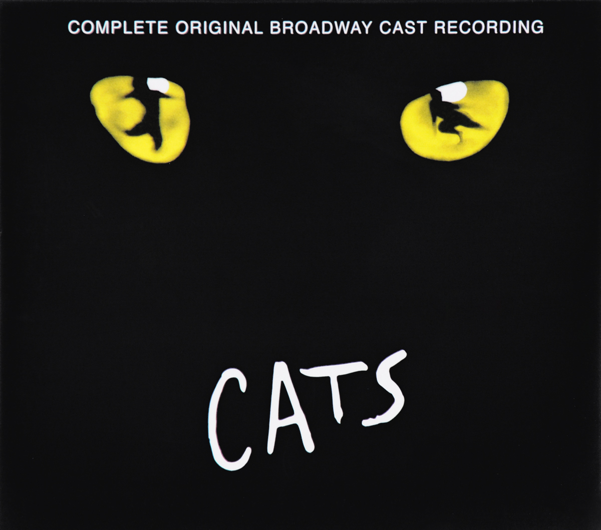 Original Broadway Cast Chorus Andrew Lloyd Webber. Cats. Complete Original Broadway Cast Recording. Deluxe Edition (2 CD) купить недорого в Москве