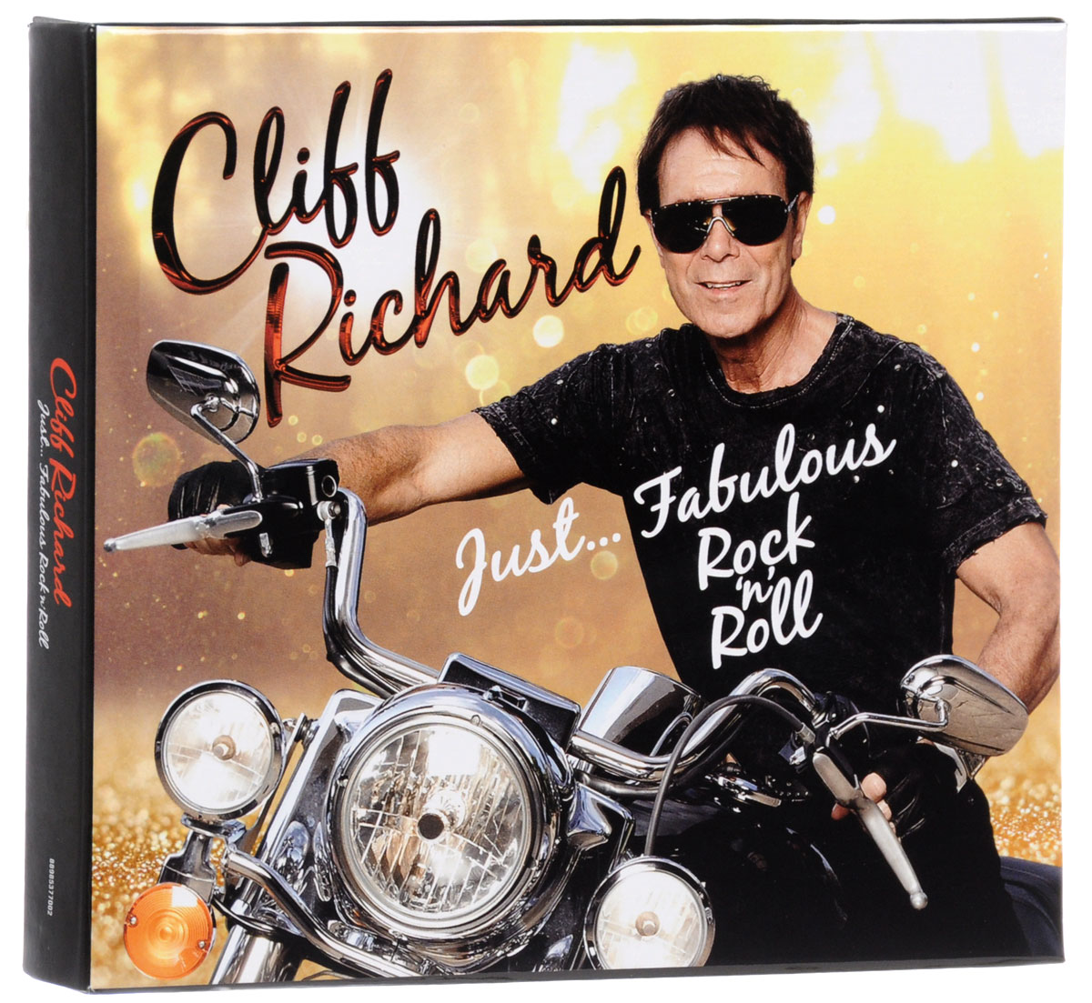 Клифф Ричард Cliff Richard. Just... Fabulous Rock 'N' Roll цена и фото