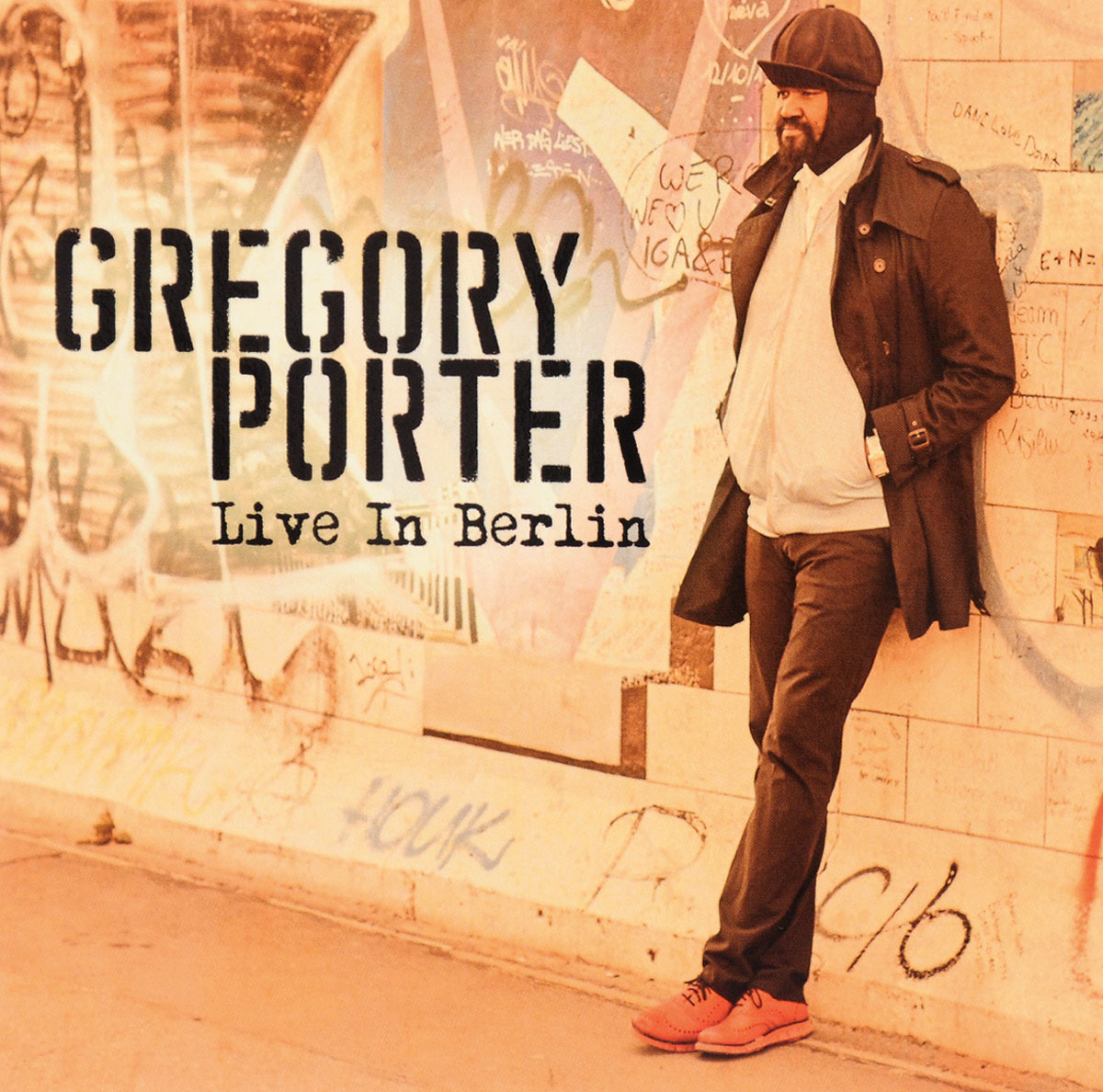 Грегори Портер Gregory Porter. Live In Berlin (2 CD + DVD) стоимость