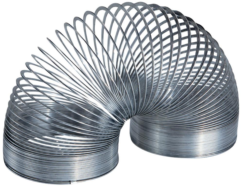 Slinky Пружинка металлическая Великан металлическая пружинка
