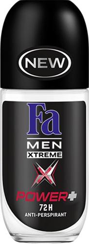 Fa MenДезодорант-антиперспирант роликовый Xtreme Power+ 50мл Fa