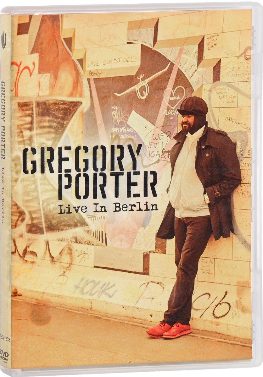 лучшая цена Gregory Porter: Live In Berlin