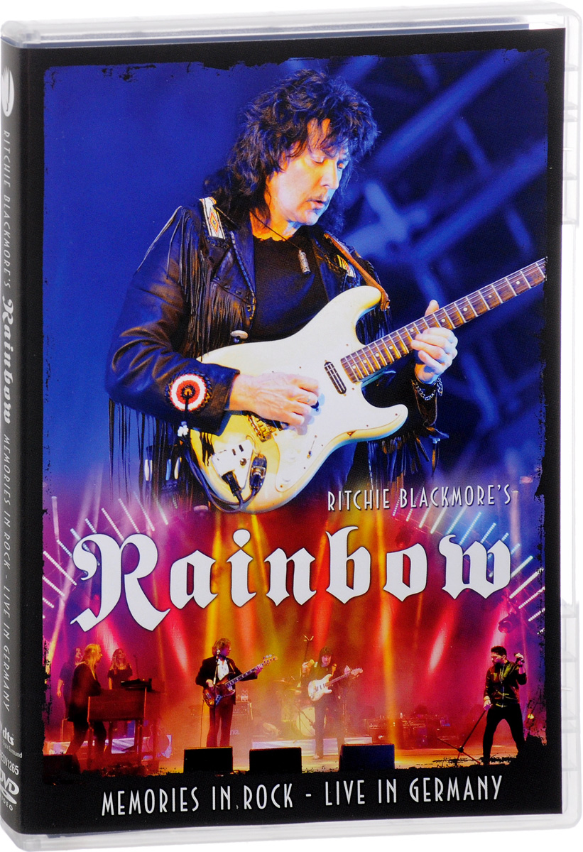 Rainbow: Memories In Rock. Live In Germany rainbow rainbow long live rock