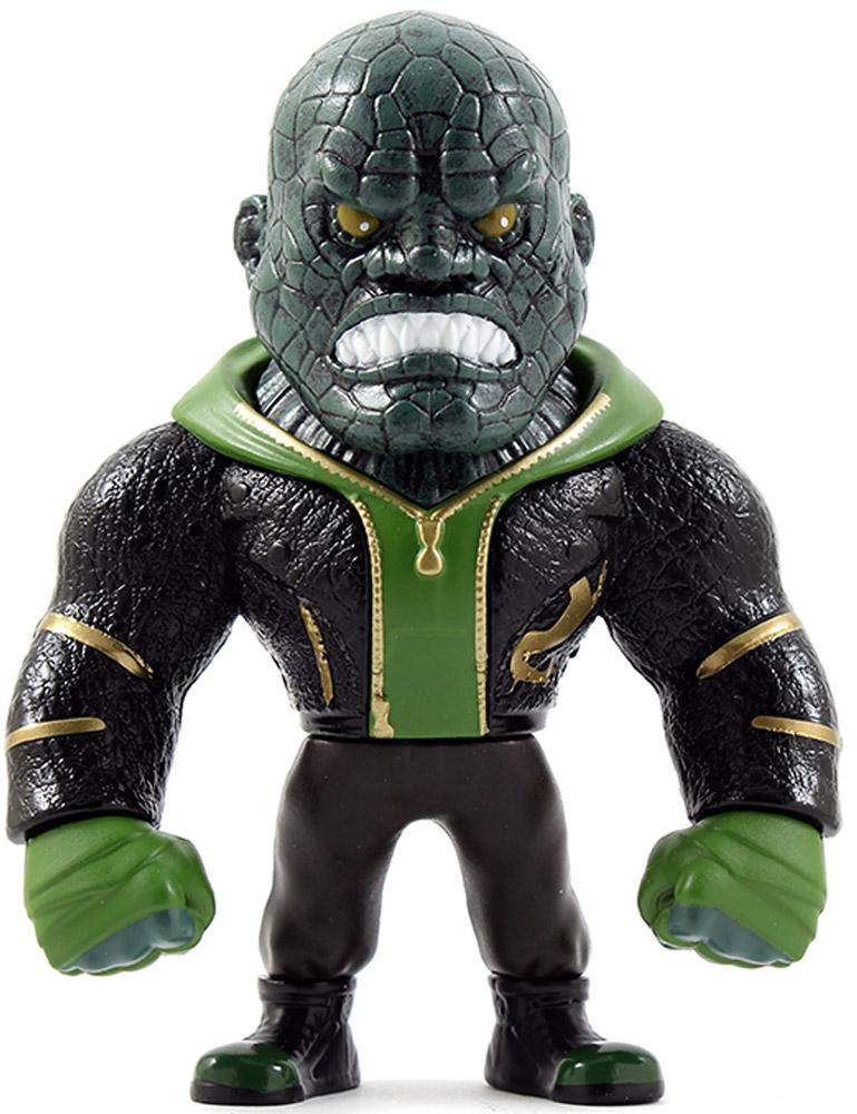 все цены на DC Comics. Фигурка металлическая Killer Croc Alt, 10 см онлайн