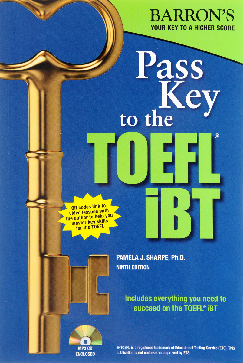 Ebook Barrons Toefl Ibt