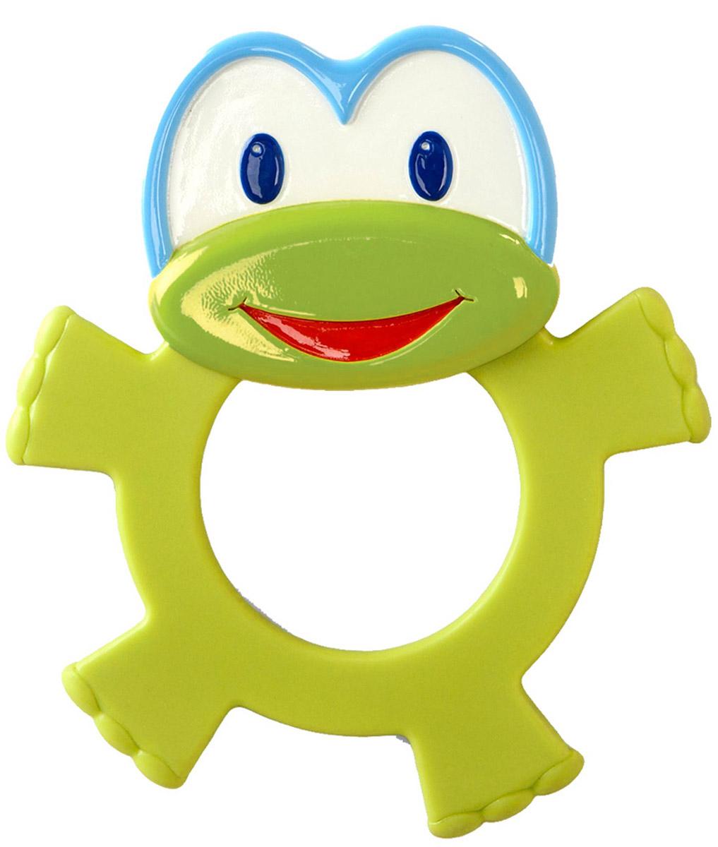 цена на Прорезыватель Bright Starts Развивающая игрушка Лягушонок 10220-2