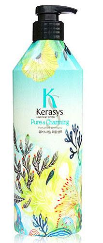 "Kerasys Шампунь для волос ""Perfumed. Шарм"", 600 мл"