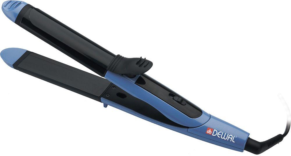 Щипцы для завивки Dewal 03-309 2 in 1, Blue
