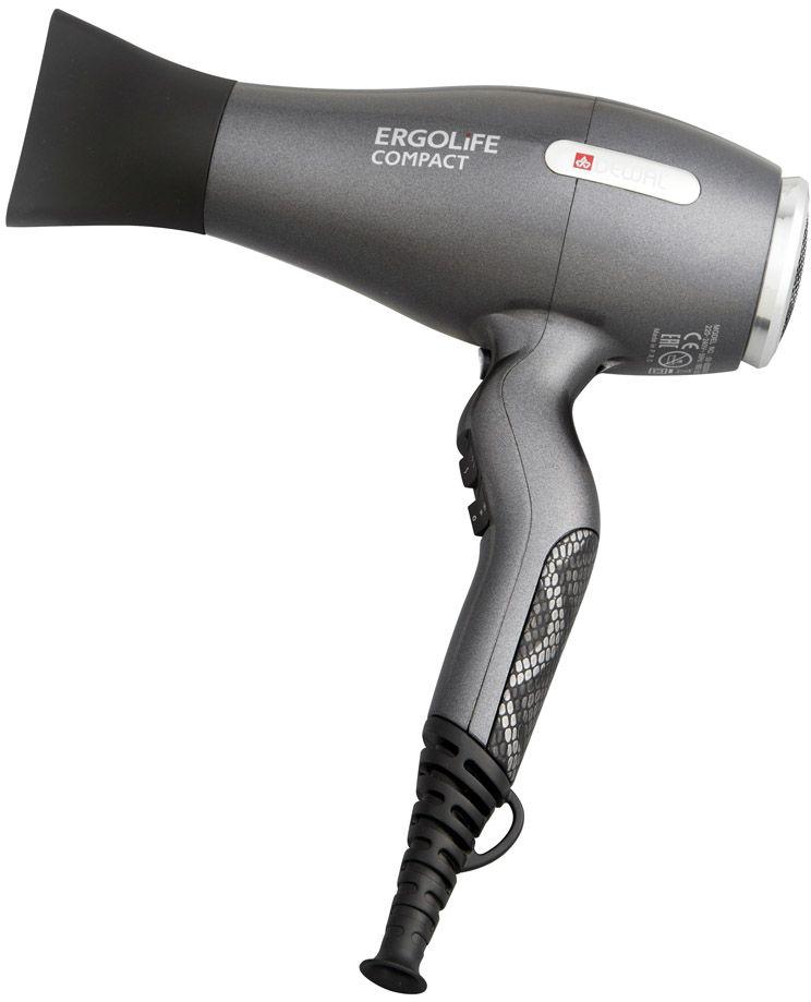 Фен Dewal 03-002 ErgoLife Compact, Grafit