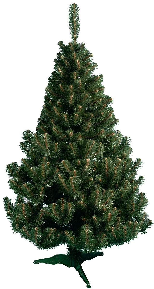 Ель искусственная Morozco Рождественская, напольная, высота 100 см ель искусственная morozco настольная цвет серебристый высота 30 см