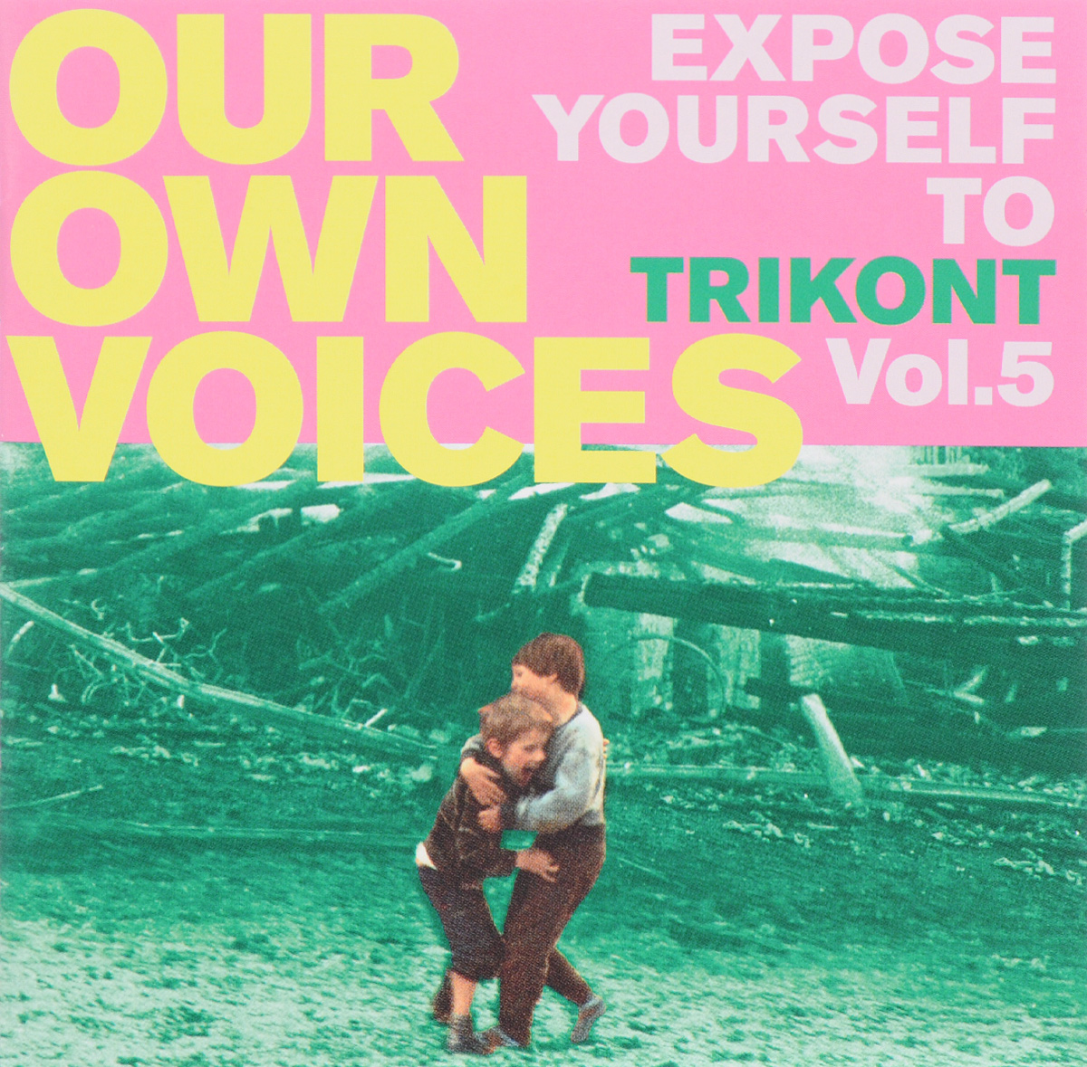 Express Brass Band,Tubbe,Textor,Coconami,Chuck Perkins,Донни Элберт,Eric Pfeil,Attwenger,Лидия Дэйхер,Tatafull Our Own Voices. Expose Yourself To Trikont. Vol. 5 (2 CD) би 2 – prague metropolitan symphonic orchestra vol 2 cd