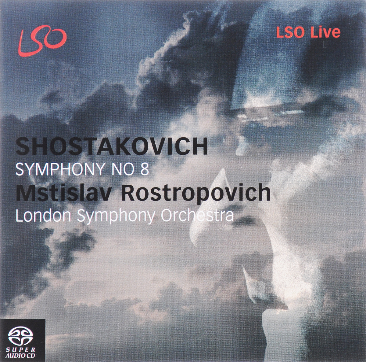 цена на Мстислав Ростропович,The London Symphony Orchestra Mstislav Rostropovich. Shostakovich. Symphony No. 8 (SACD)