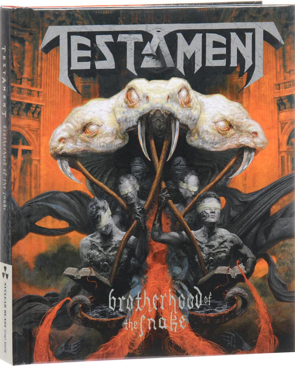 Testament Testament. Brotherhood Of The Snake testament testament low