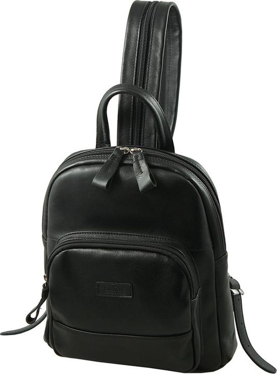 Рюкзак женский Dimanche, цвет: черный. 468/1 цена и фото