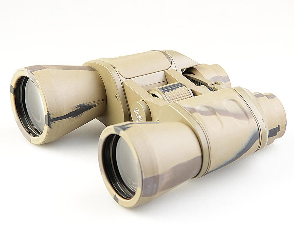 Бинокль Veber Classic, цвет: камуфляж, БПШЦ 10x50 VRWA бинокль veber classic бпшц 8х40 vrwa