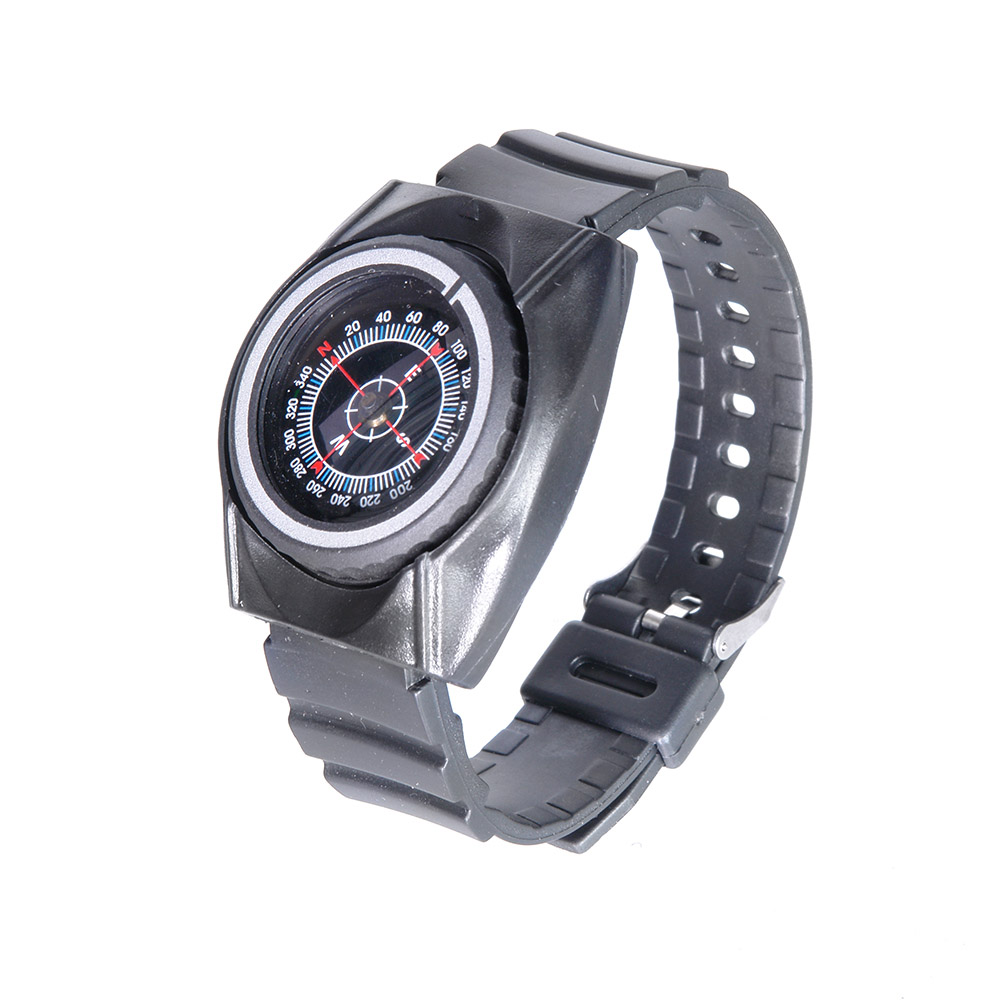 Компас Veber, наручный, цвет: черный, К303