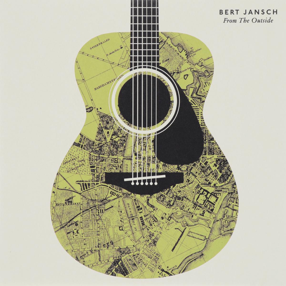 Берт Дженч Bert Jansch. From The Outside. Limited Edition (LP) берт дженч bert jansch santa barbara honeymoon