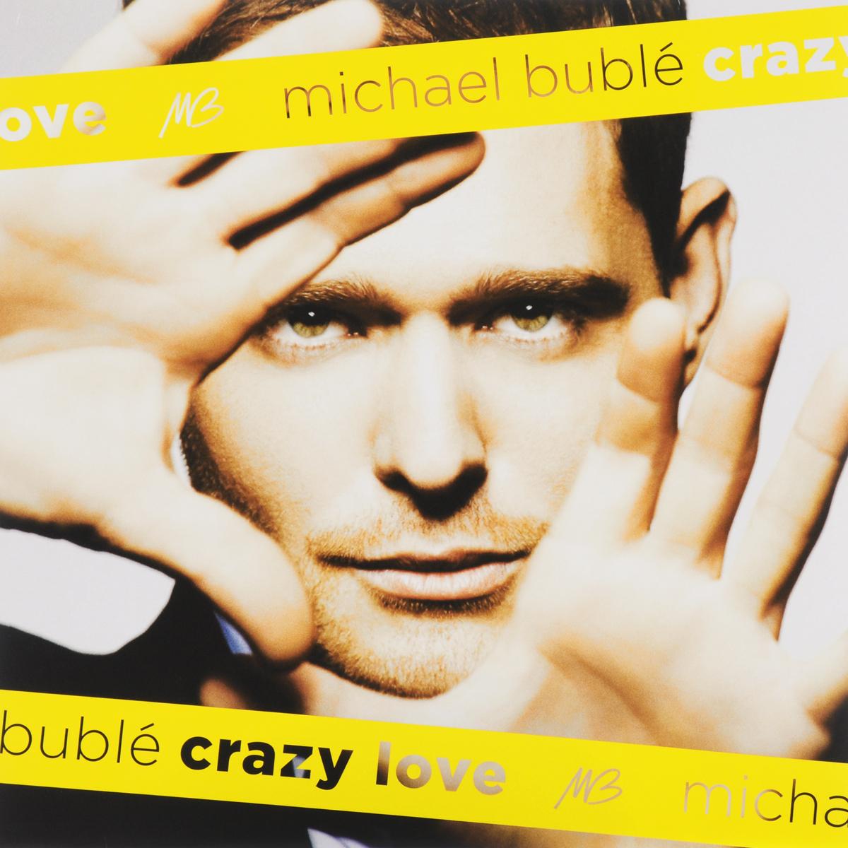 лучшая цена Майкл Бубле Michael Buble. Crazy Love (LP)