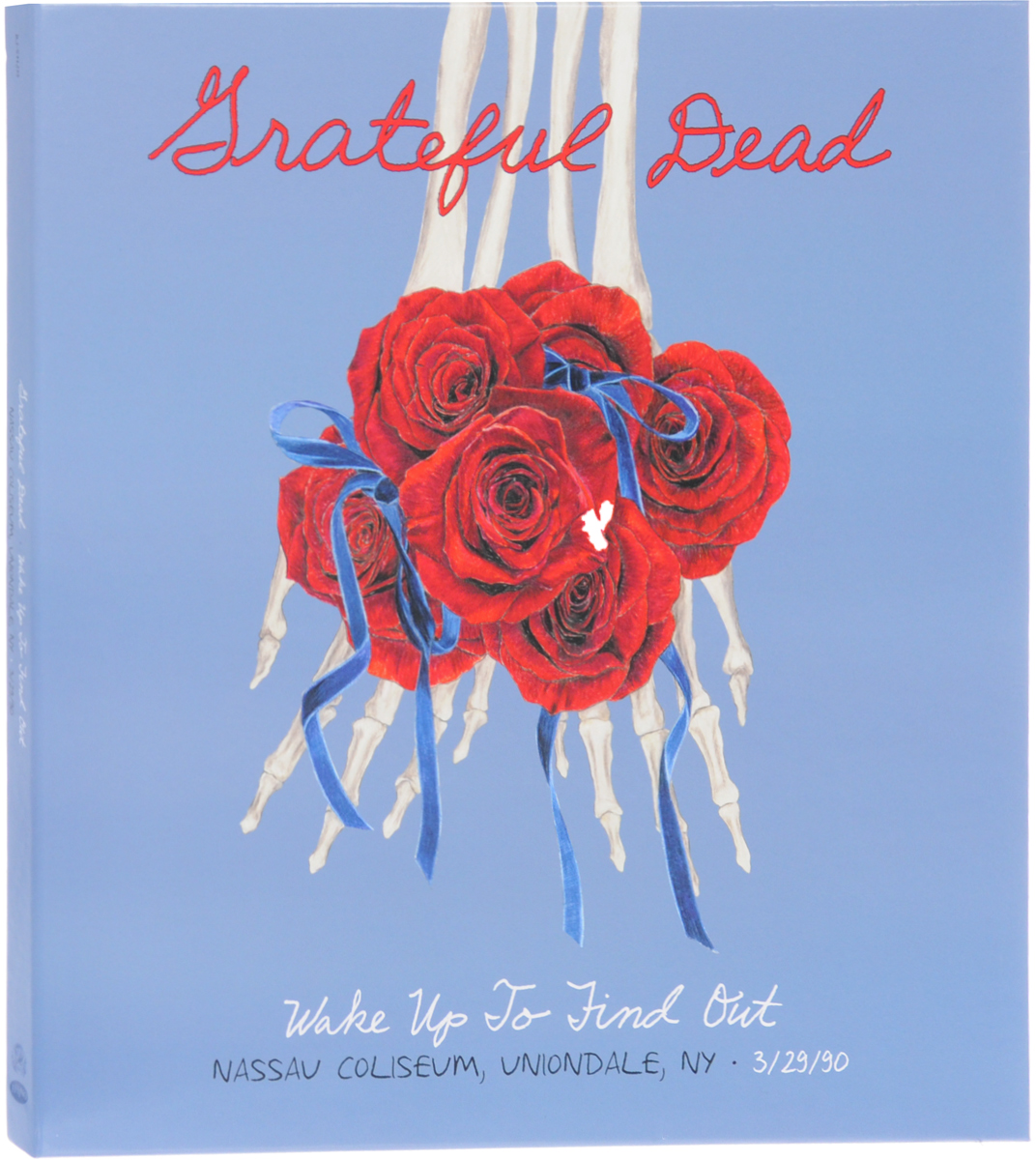 """The Grateful Dead"" Grateful Dead. Wake Up To Find Out. Nassau Coliseum, Uniondale, NY 3/29/90 (5 LP)"
