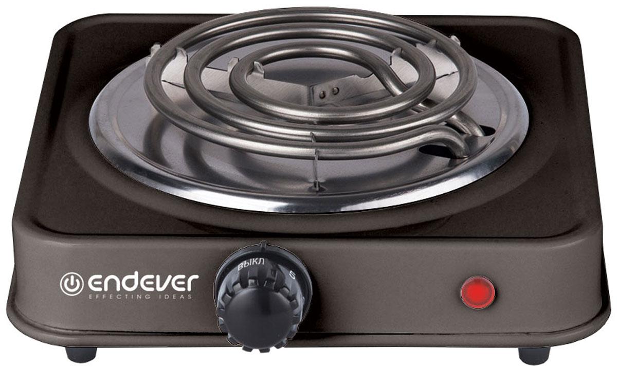 Настольная плита Endever EP-10В_черный Endever