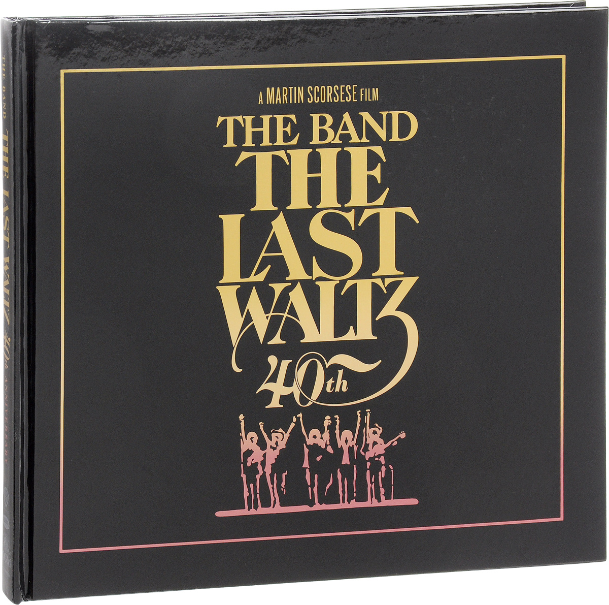 The Band The Band. The Last Waltz. 40th Anniversary Edition (4 CD + Blu-ray)