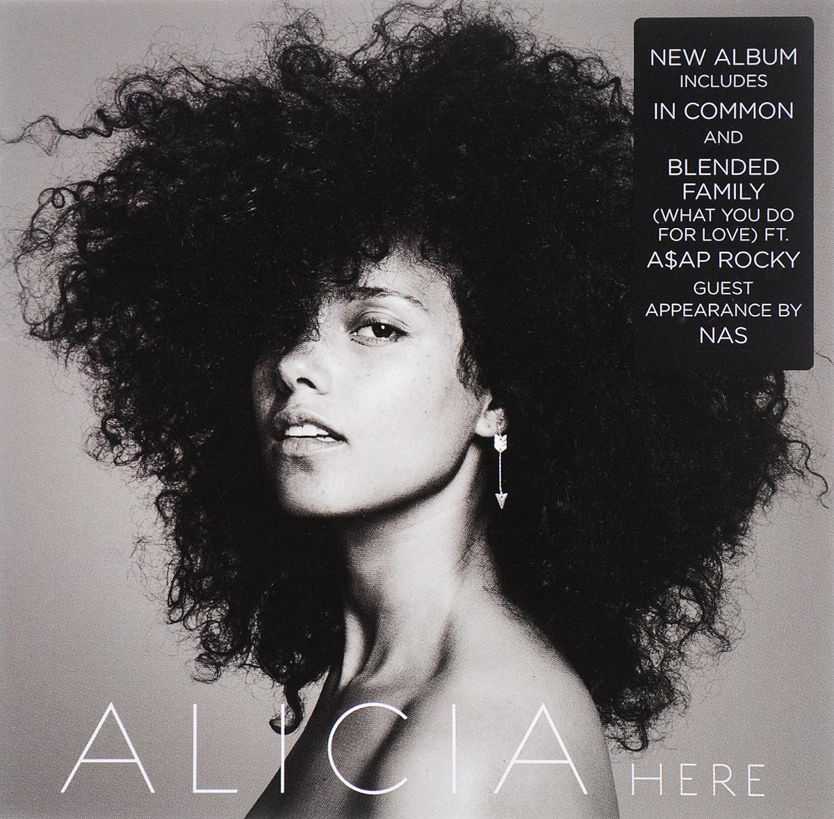 Алисия Кис Alicia Keys. Here цена 2017