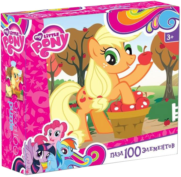 все цены на Оригами Пазл My Little Pony Эпплджек онлайн