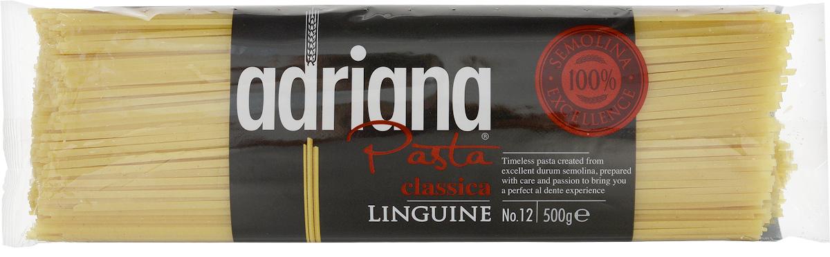 Adriana Linguine паста, 500 г