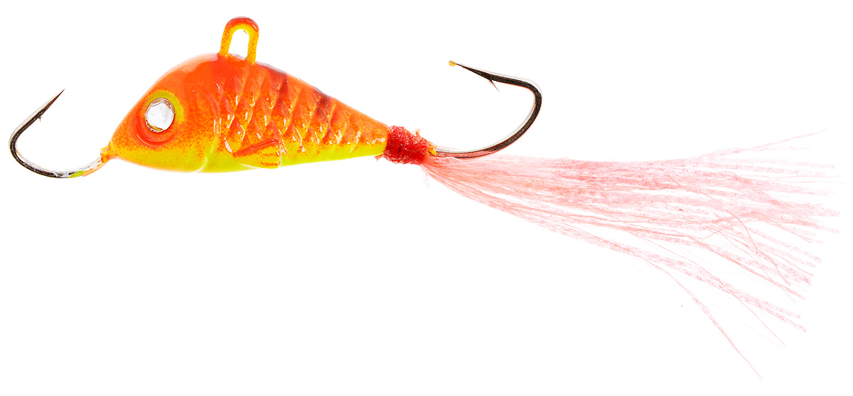 Балансир Finnex, длина 3,5 см, вес 5 г. BLR1-RET