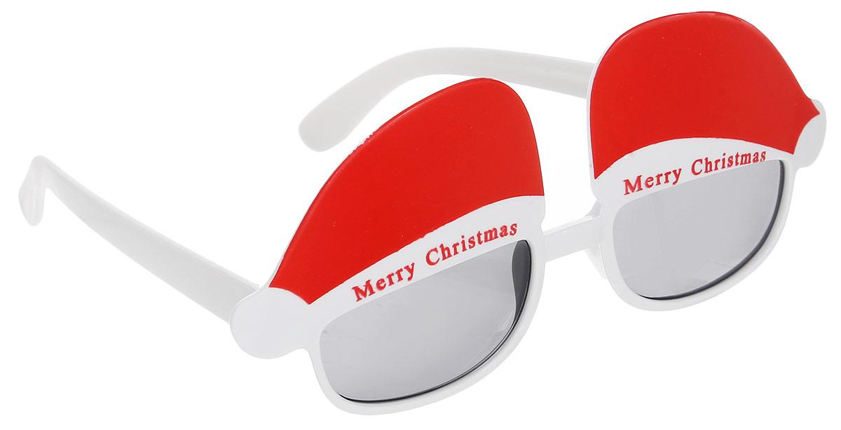 Partymania Очки для вечеринок Merry Christmas partymania очки для вечеринок губы