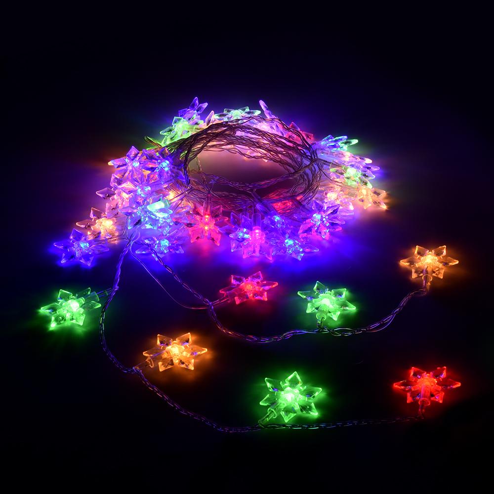 Фото - Гирлянда электрическая Vegas Цветочки, с контроллером, 80 ламп, длина 10 м, свет: мультиколор. 55084 гирлянда shlights ild120c gb
