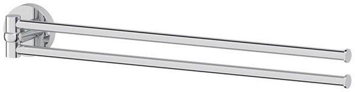 Держатель для полотенец Artwelle Harmonie, поворотный, двойной, 40 см. HAR 023 держатель полотенец поворотный двойной 37 см artwelle harmonie хром har 023