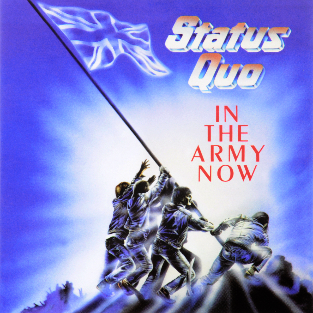 Status Quo Quo. In The Army Now