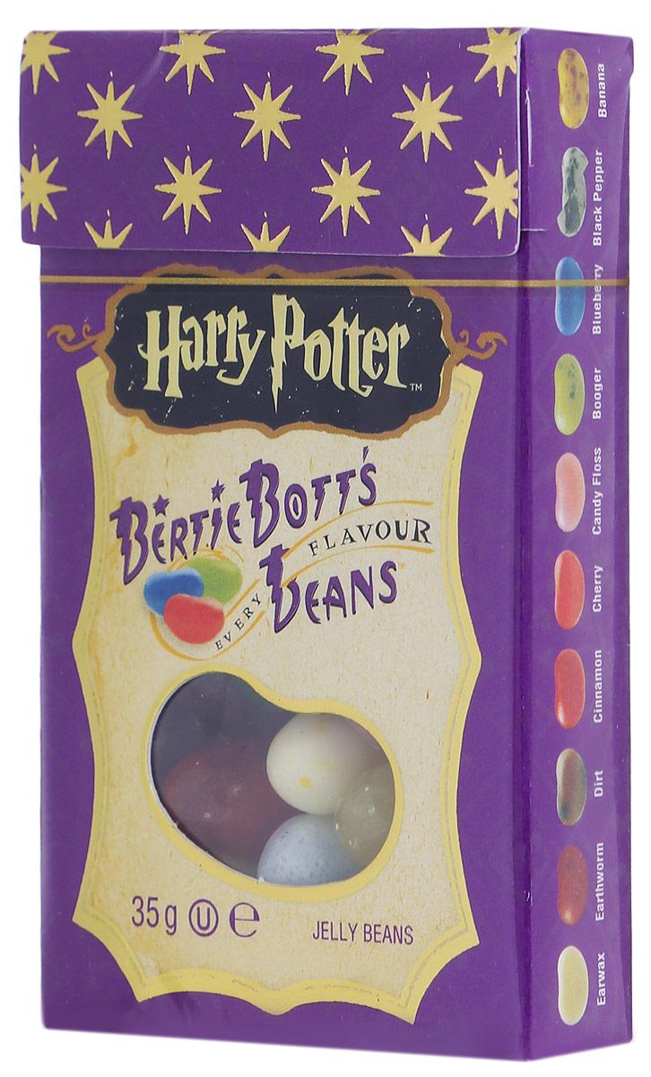 Драже жевательное Jelly Belly Harry Potter Bertie Bott's Beans ассорти, 35 г драже жевательное gummi king echinacea vit c 60 шт