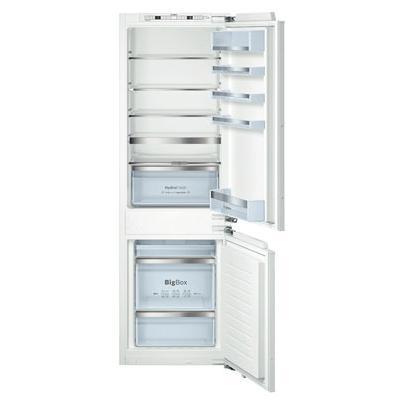 Встраиваемый двухкамерный холодильник Bosch KIN 86 AF 30 R встраиваемый двухкамерный холодильник bosch kin 86 hd 20 r