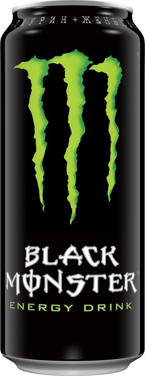 Black Monster энергетический напиток, 0,5 л все цены