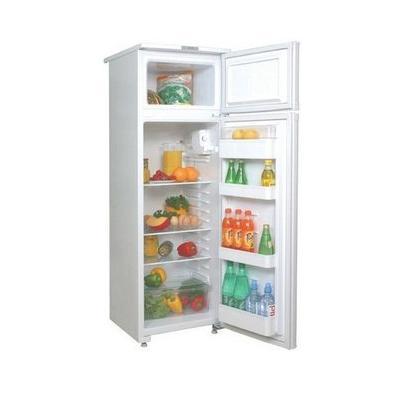 Двухкамерный холодильник Саратов 263 (КШД-200/30), белый