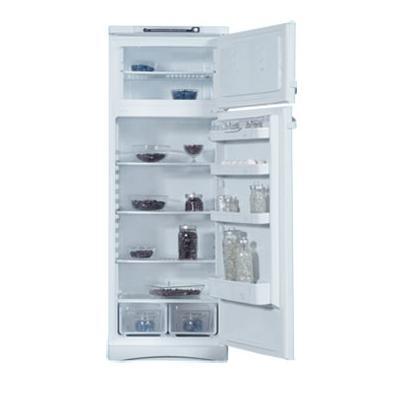 Двухкамерный холодильник Indesit ST167, белый