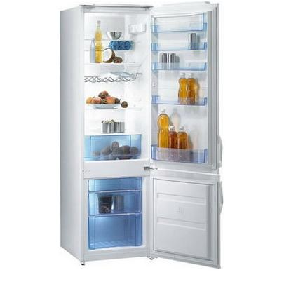 Двухкамерный холодильник Gorenje RK41200W, белый