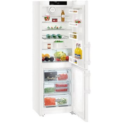 Двухкамерный холодильник Liebherr CN 3515-20 001, белый