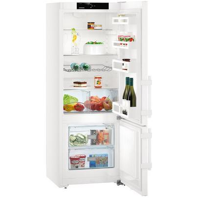Двухкамерный холодильник Liebherr CU 2915-20 001, белый