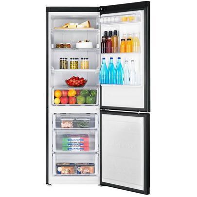Двухкамерный холодильник Samsung RB 33 J 3420 BC утопленная книга