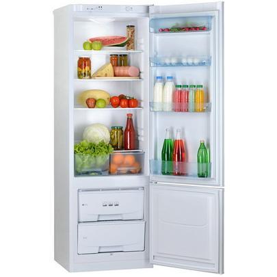 Двухкамерный холодильник Позис RK-103 белый цена