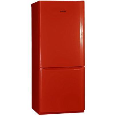 Двухкамерный холодильник Позис RK-101 рубиновый цена