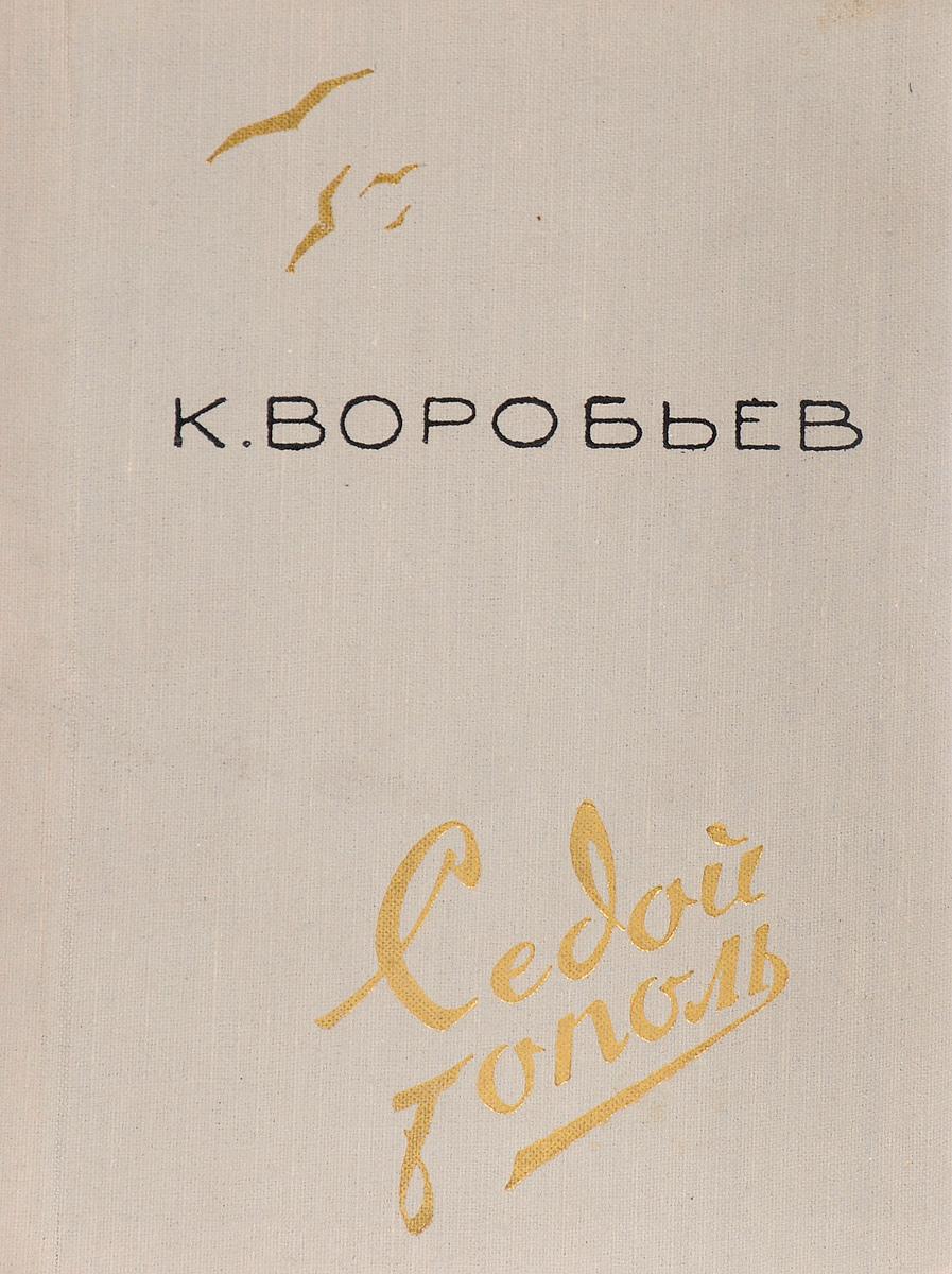 К. Воробьев Седой тополь