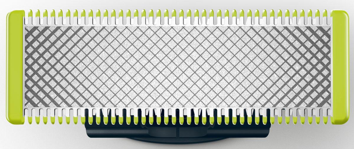 Сменное лезвие Philips QP210/50 для OneBlade и OneBlade Pro аксессуар сменное лезвие philips qp210 oneblade oneblade pro 1шт