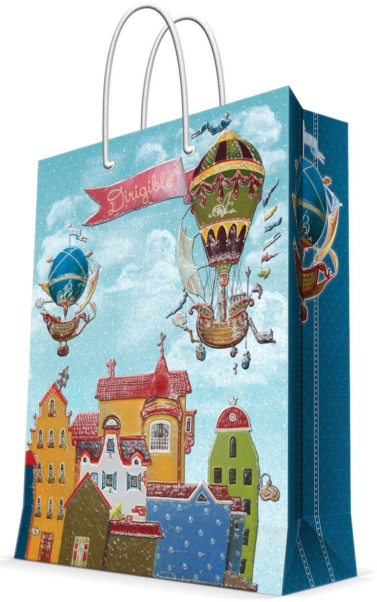 Пакет подарочный Magic Home